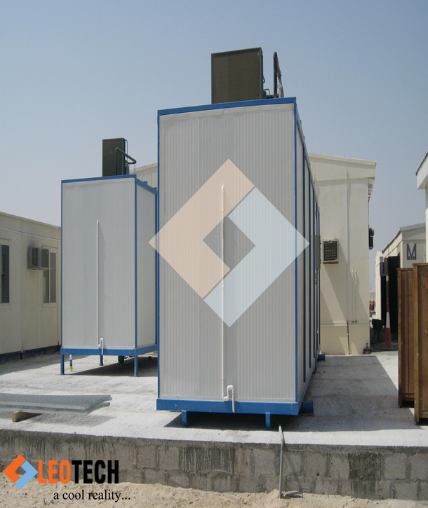 PORTABLE COLD ROOM – Leotech